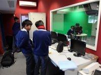 Campus Tv Room